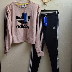 New Adidas originals set